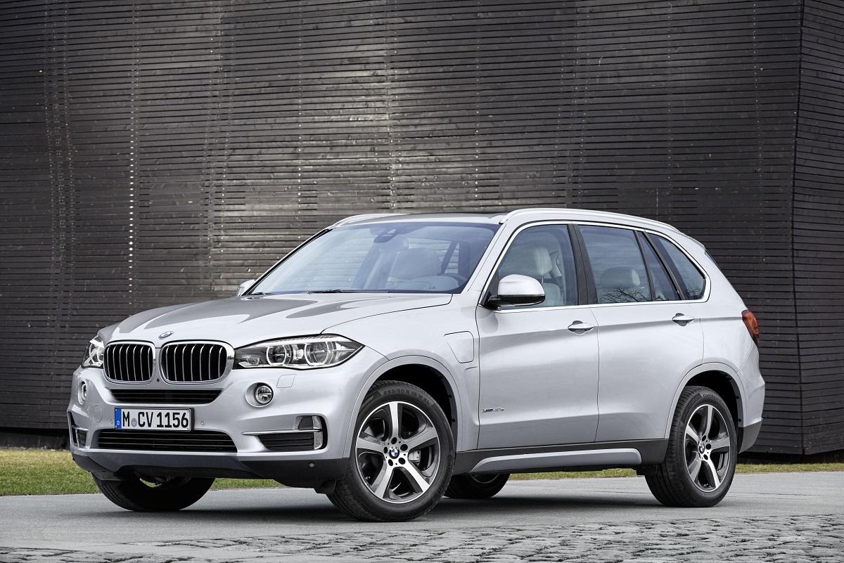 BMW X5 xDrive40e Adds Plug-in Hybrid Technology to Sport Activity Vehicle Lineup