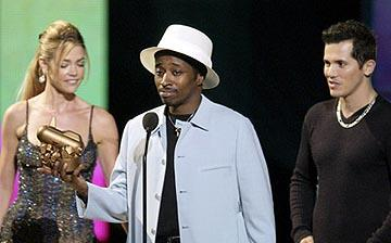 Denise Richards, Eddie Griffin and John Leguizamo VH-1 Big in 2002 Awards - 12/4/2002