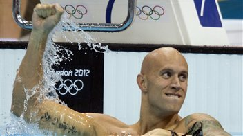 Swimmer Brent Hayden wins bronze
