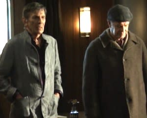 Leonard Nimoy and John Noble Tease Fringe Finale – Plus Check Out the Wild New Trailer