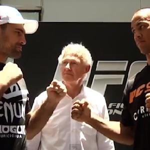 UFC Brisbane: Fan Day with Ross and Kahili
