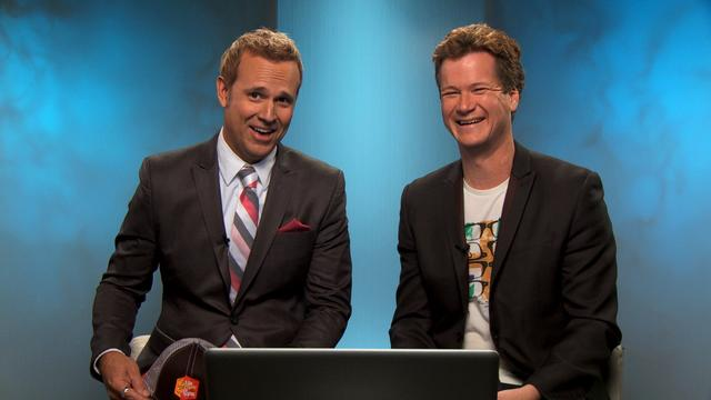 Connect Chat feat. George Gray & Jonathan Mangum