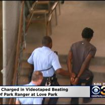 2 Charged In Beating Of Park Ranger In Love Park