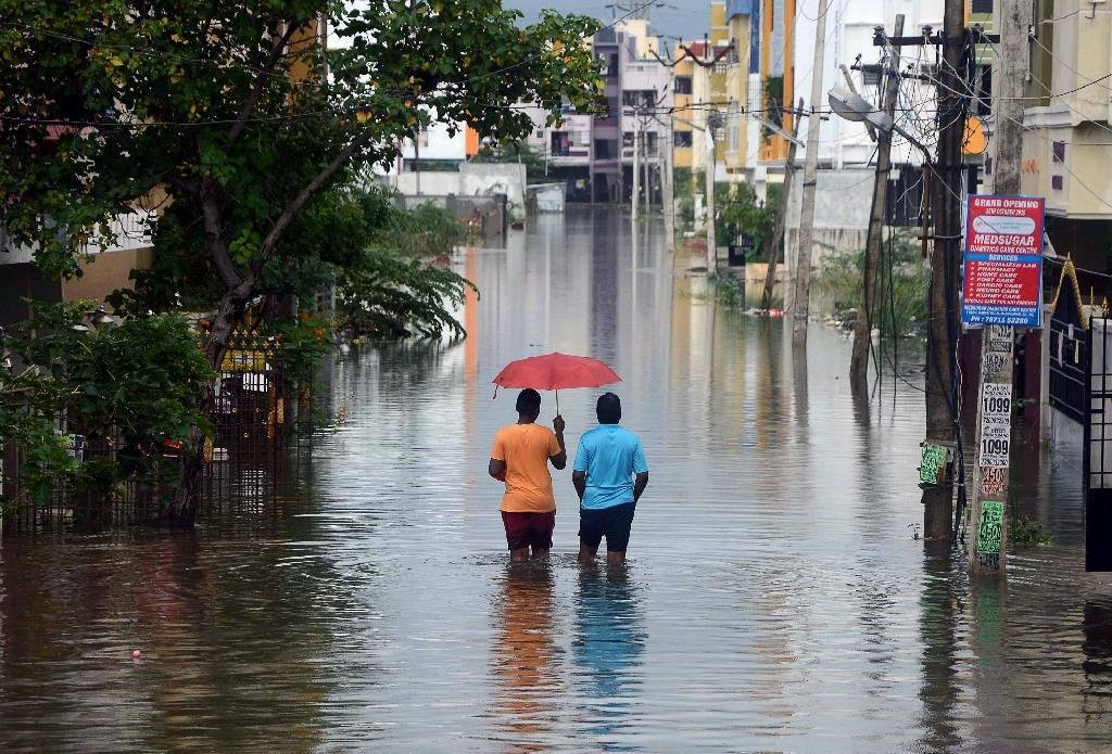 Weather disasters have doubled in recent decades, UN reports