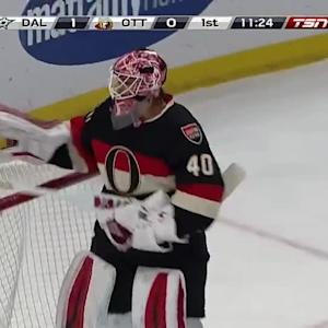 Dallas Stars at Ottawa Senators - 01/29/2015