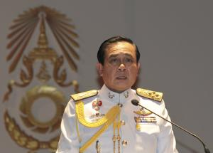 Thai Army Chief to Detail Interim Constitution