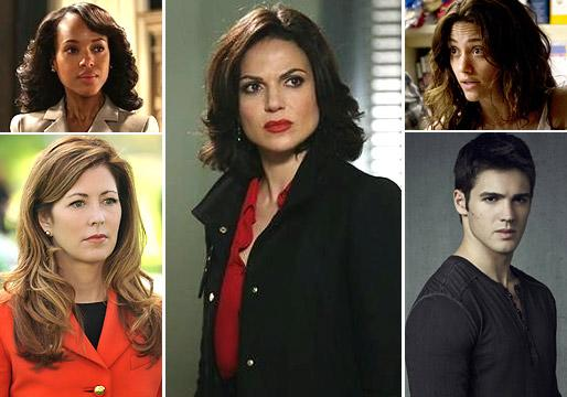 Ask Ausiello: Spoilers on Once, Glee, Shameless, Scandal, Smash, Good Wife, Revenge and More!