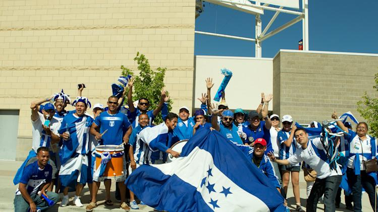 Soccer: World Cup Qualifier-Honduras at USA