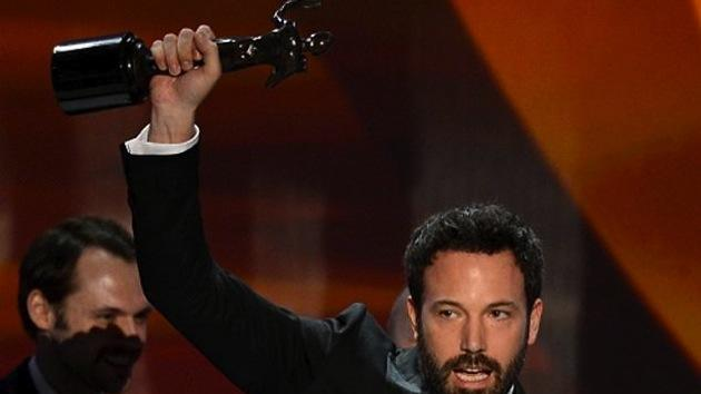 Genuine Affleck-tion! 'Argo' Is The Best Picture To Beat