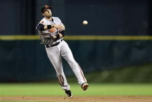 Orioles get 4-1 win to snap Astros' winning streak