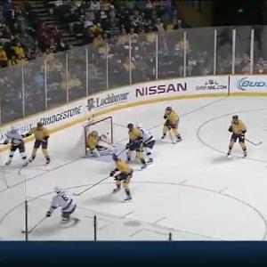 Pekka Rinne Save on Jake Muzzin (18:13/1st)