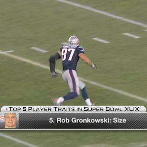 'Move the Sticks': Top 5 player skills in Super Bowl XLIX