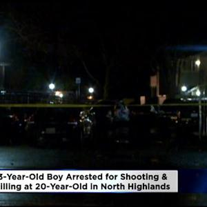 Boy, 13, Facing Manslaughter Charge For North Highlands Shooting