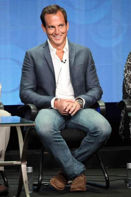 Will Arnett of the TV series 'The Millers' attends the Television Critic Association's Summer Press Tour - CBS/CW/Showtime panels held at The Beverly Hilton Hotel on July 29, 2013 -- Getty Images