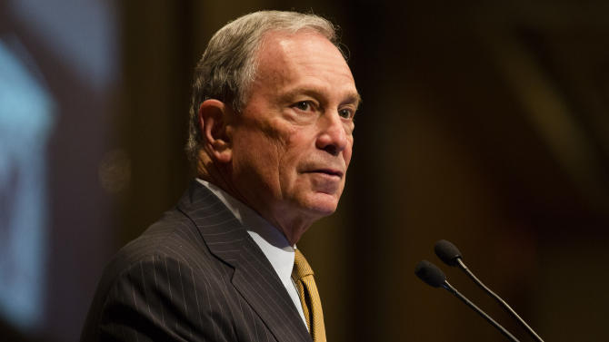NYC's Bloomberg launches European city contest