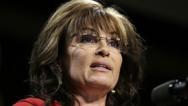 Sarah Palin Is Not the Right's Campaign Savior Anymore