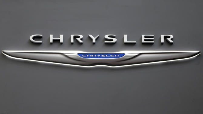 Chrysler, Nissan US sales rise in May