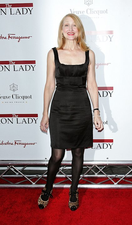 The Iron Lady NY Premiere 2011 Patricia Clarkson