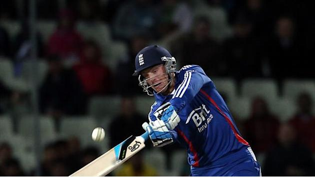 Cricket - Buttler starts to repay England's faith