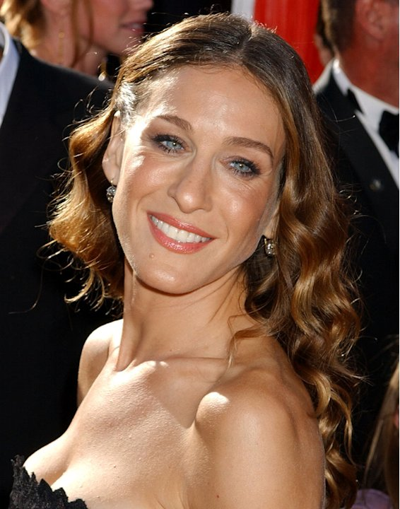 Sarah Jessica Parker at The 56th Annual Primetime Emmy Awards. 