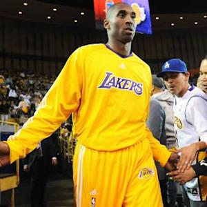 Kobe Bryant: Welcome Back!