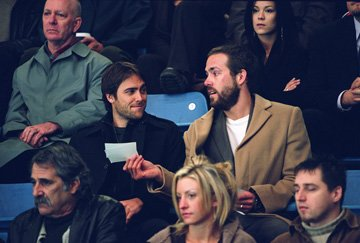 Stuart Townsend and Ryan Reynolds in Warner Bros. Pictures' Chaos Theory