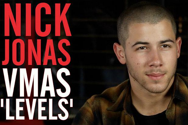 Nick Jonas Teases His MTV VMAs Performance of New Track 'Levels' (Video)