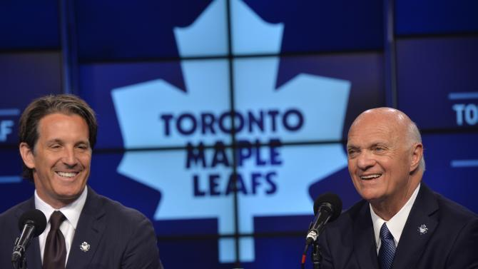 In praise of Maple Leafs' roster demolition crew