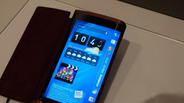 Samsung reportedly working on Galaxy phone with wraparound display