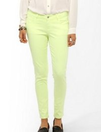 Soft Neon Skinnies