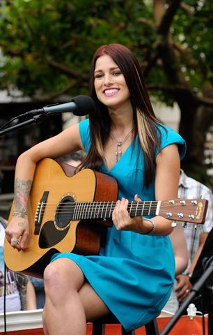 Cassadee Pope Goes Country: 'Now I Can Get Really Personal'