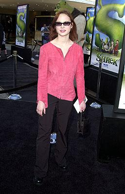 Thora Birch at the Westwood, CA premiere of DreamWorks Pictures' Shrek