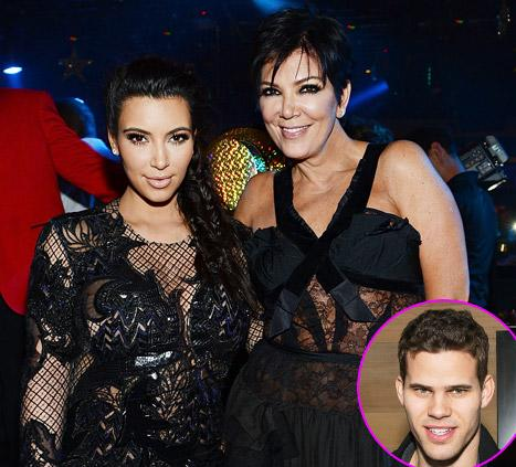 Kim Kardashian Lists Kris Jenner, Kris Humphries as Witnesses in Divorce Trial