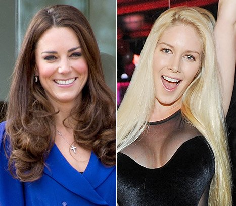 Kate Middleton Resurfaces at Starbucks, Heidi Montag and Spencer Pratt Discuss Lackluster Sex Life: Today's Top Stories