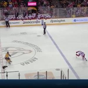 Red Wings at Predators / Game Highlights