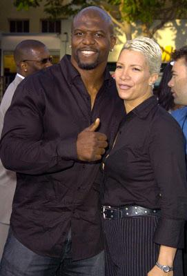 Terry Crews at the L.A. premiere of MGM's Soul Plane