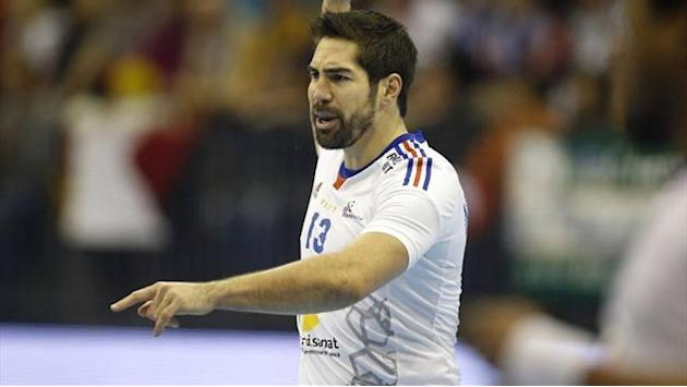 Handball - French Olympic champion Karabatic banned for betting