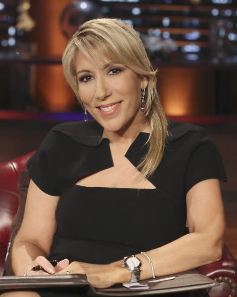Lori Greiner is the nicest shark in the tank