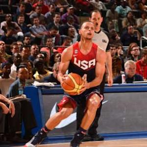 USA Basketball vs. Puerto Rico