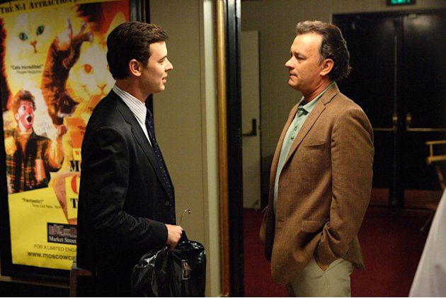 Tom Hanks Colin Hanks The Great Buck Howard Production Stills Magnolia 2009