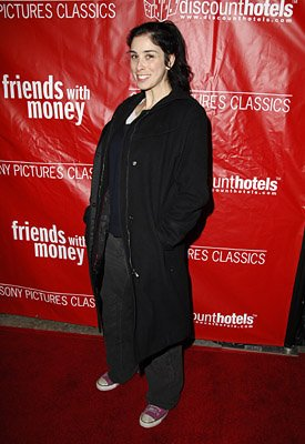 Premiere: Sarah Silverman at the LA premiere of Sony Pictures Classics' Friends With Money - 3/27/2006