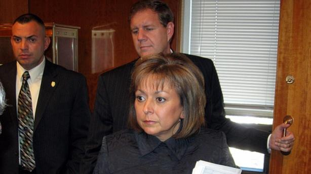 Governor Martinez: Illegal Immigration Okay for Me, Not for You