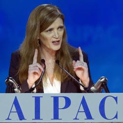 Bill Kristol Called For AIPAC Boycott Of Samantha Power. She Got A Standing Ovation Instead.