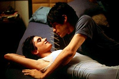 Jennifer Connelly and Jared Leto in Artisan's Requiem For A Dream