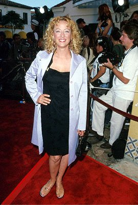 Virginia Madsen at the Mann's Village Theater premiere of Warner Brothers' The Perfect Storm