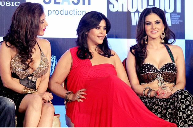 Wadala promotions: Bad boys and hot girls