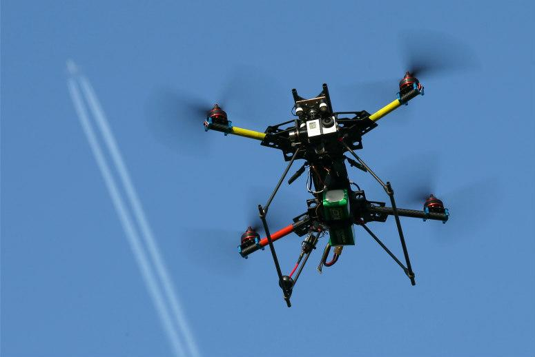 This Drone Law Put Privacy Front and Center but Left Out Something Even Scarier