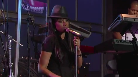 I Remember Me (Live on Letterman)