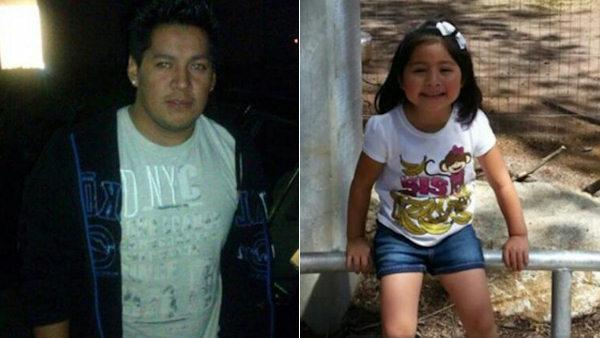Father killed, 4-year-old daughter on life support after wrong way crash
