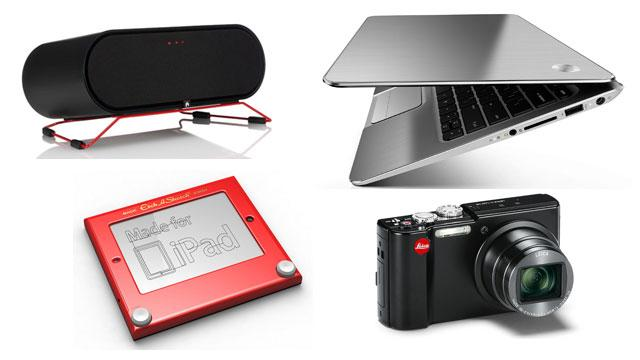 Top 5 New Gadgets of the Week: Etch A Sketch iPad Case, Fuel Cell Phone Charger